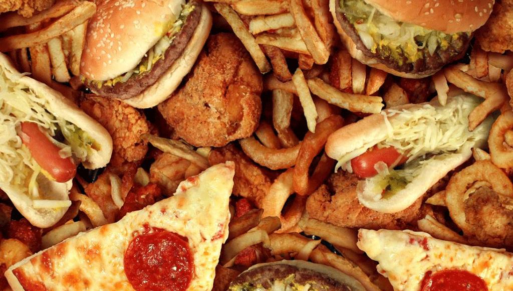 Resultado de imagen para comida chatarra