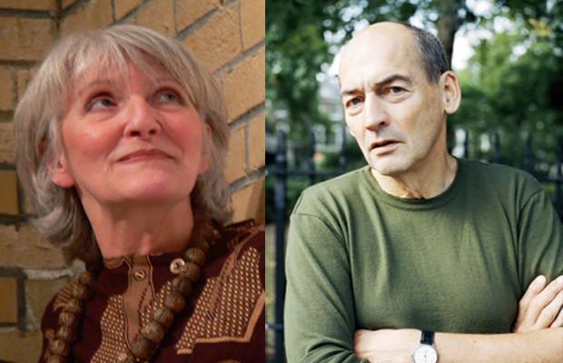 Madelon Vriesendorp y Rem Koolhaas