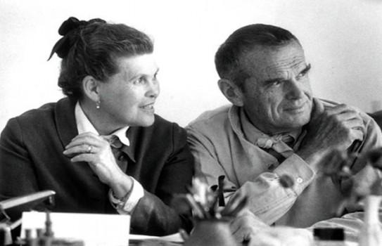 Ray y Charles Emes