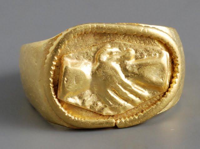 anillo de boda sinagoga