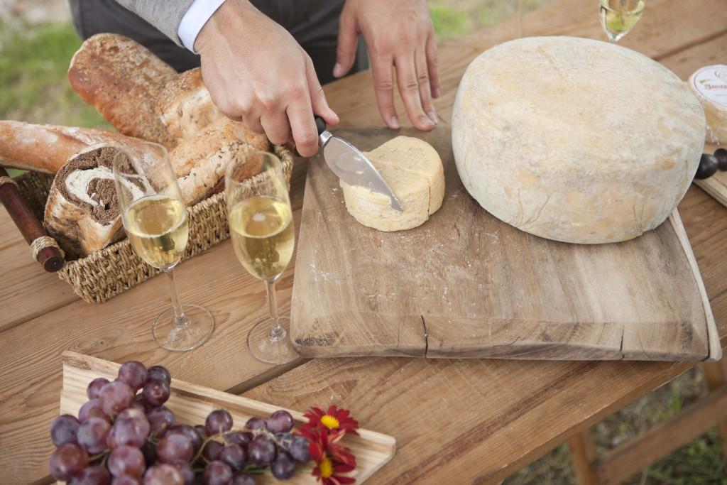 queso y vinos