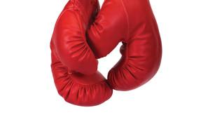 guantes de box