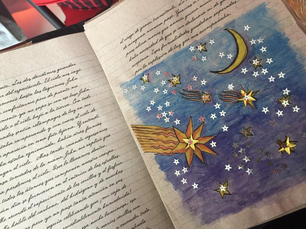 libro original El diario de tita
