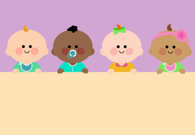 ilustracion de bebes