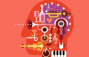 instrumentos en el cerebro
