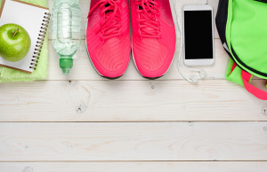 objetos para hacer ejercicio