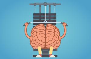 cerebro ejercitandose