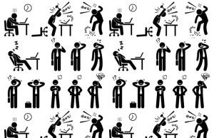 sintomas del trabajador