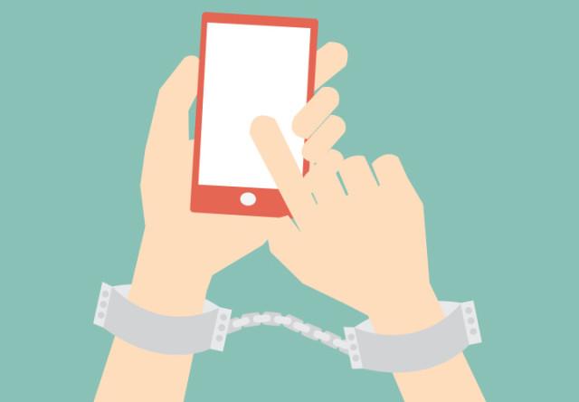 adicto a redes sociales