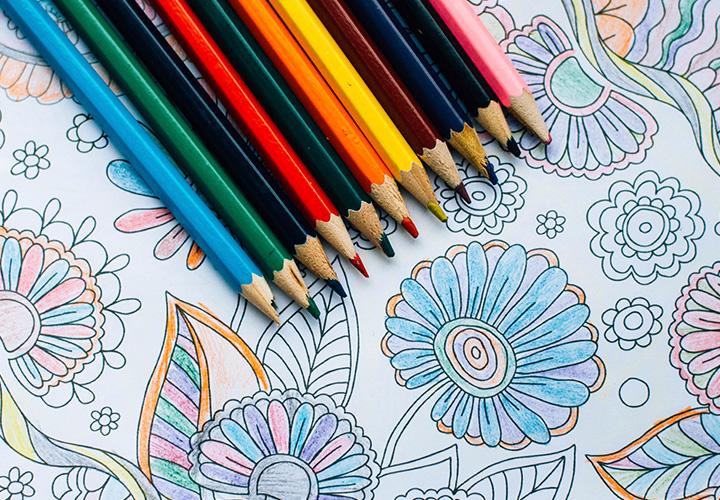 Beneficios de colorear para adultos | Moi