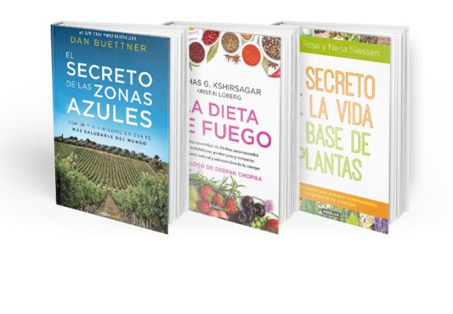 libros de dieta
