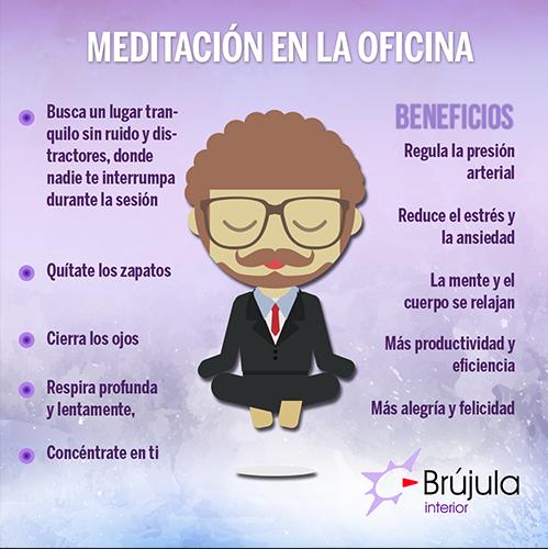 meditacion en el trabajo