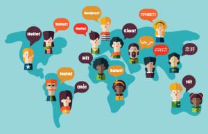 idiomas en el mundo