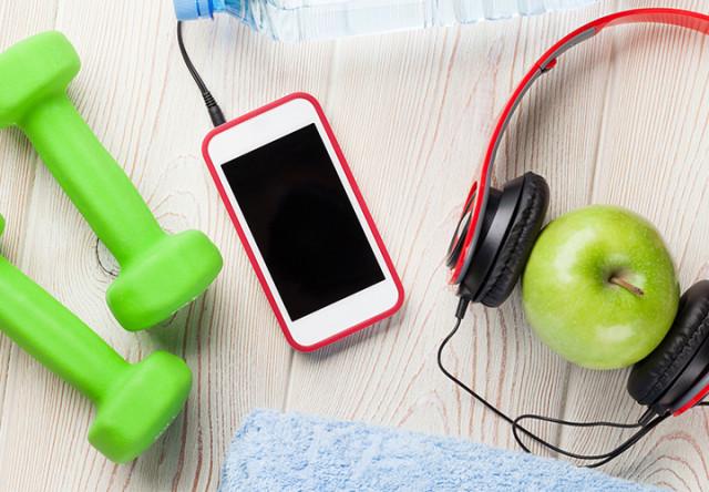 objetos de ejercicio