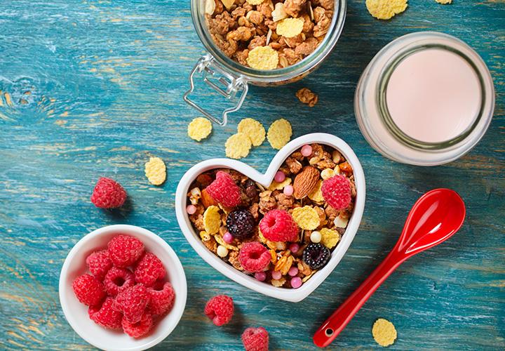 Comidas saludables que no engordan