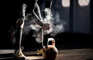 pesos libres gym