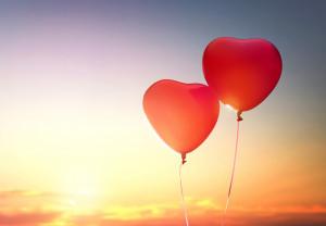 globos de corazon