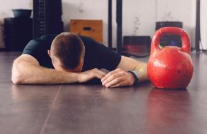 ejercicio enfermo