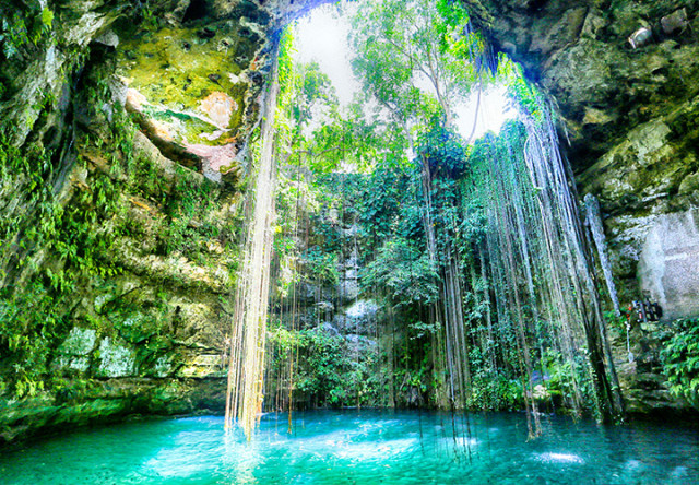 cascadas en mexico