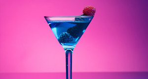 martini de berries
