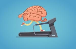 cerebro ejercitado