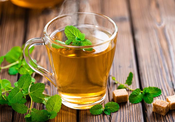 el te de menta sirve para adelgazar