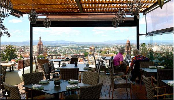 Cuatro Terrazas En San Miguel De Allende Que Te Quitarán El