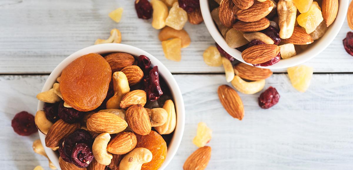Pequeños snacks que se adaptan a tu estilo de vida