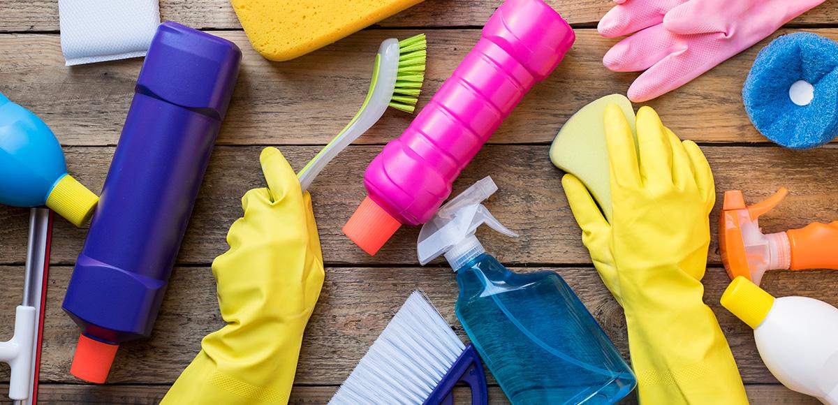 ¿Con qué frecuencia debes limpiar tu casa?