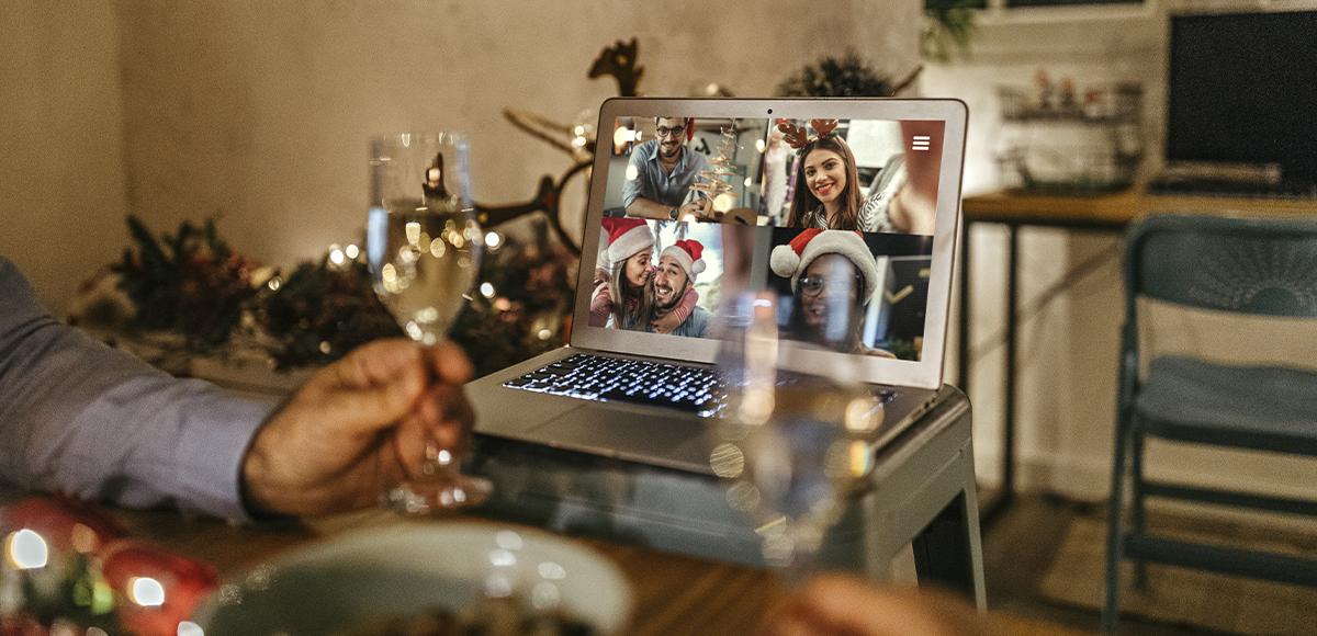 4 formas de festejar sin salir de casa